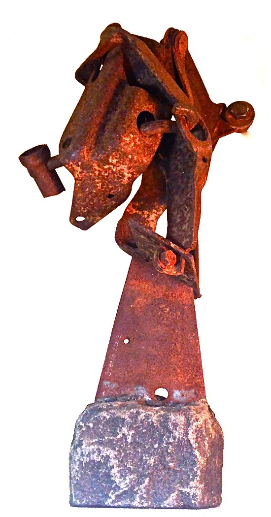 One Of These: Junk Sculpture of Jonathan Steele