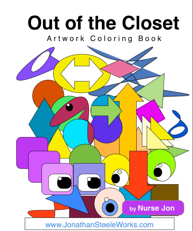 This Is Promoted On The Idea That We Kept Our Monstors In Closet Also Put Coloring Book There When Turned 6 And Never Pulled It Out Again