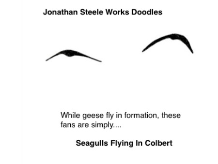 """Seagulls"