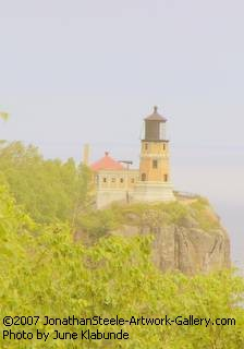 Split Rock Light House, light house, Great Lakes Light House