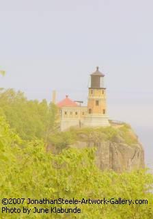 Split Rock Light House, light house, Great Lakes Light House