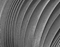 black and white abstract photo, coiled steel black and white photo, b & w photo, abstract photography